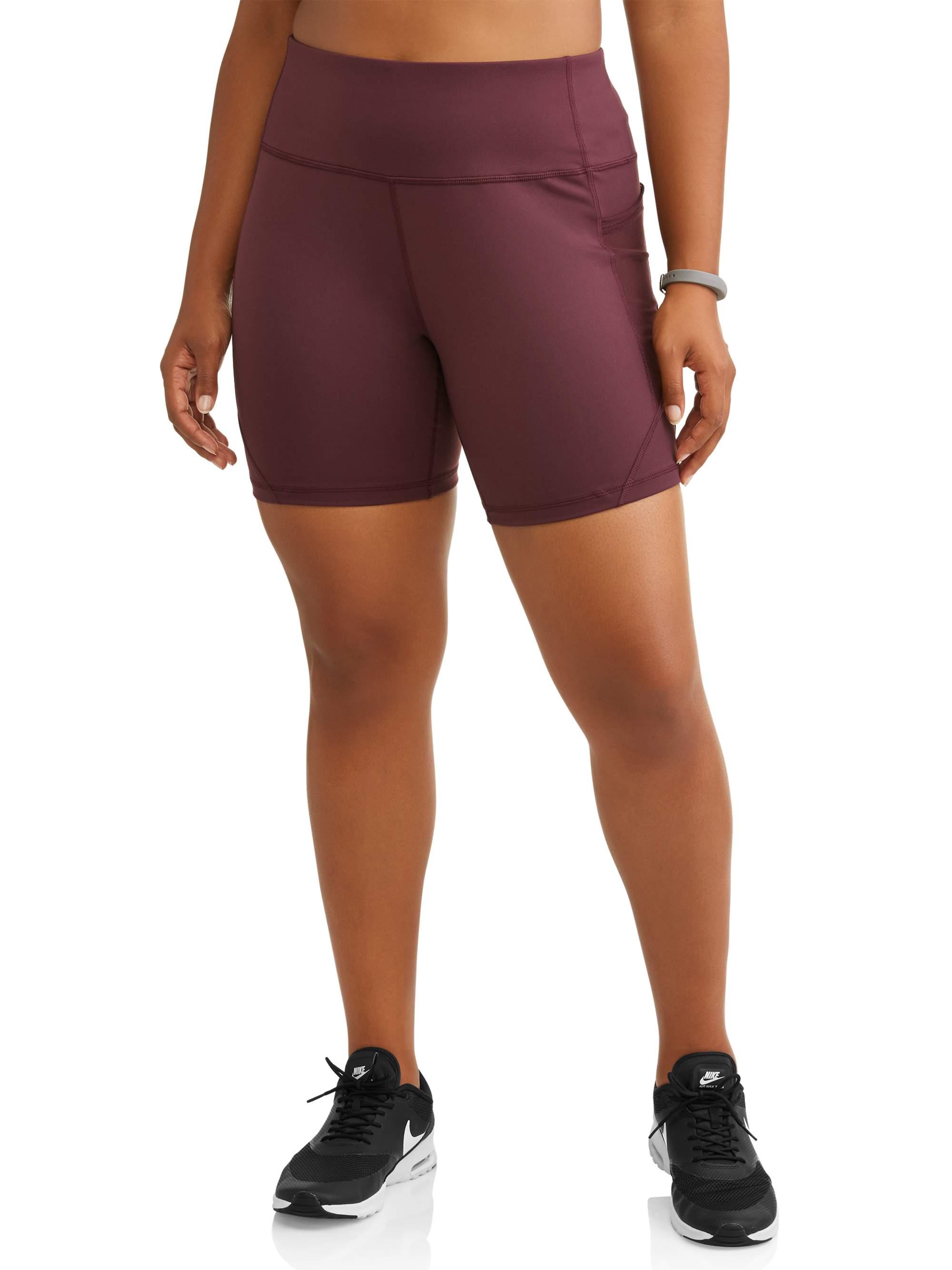 Women's Plus Active Circuit Shorts 7 inch inseam