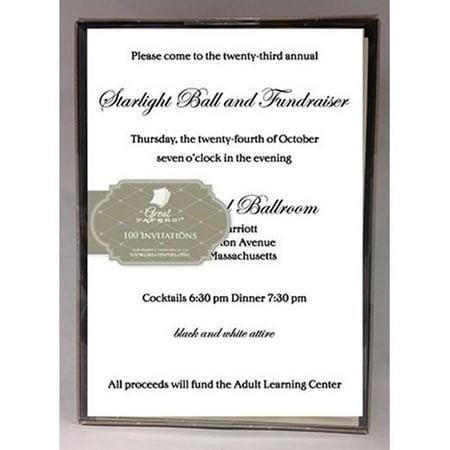 Le Prise Invitation Kit (Wedding Invite)
