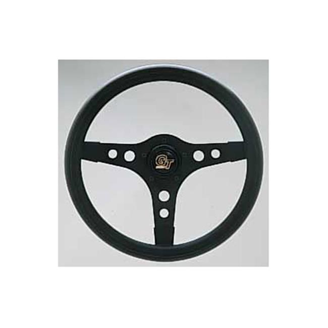 GRANT 702 Gt Sport Steering Wheels, Black, Power Coated Finish