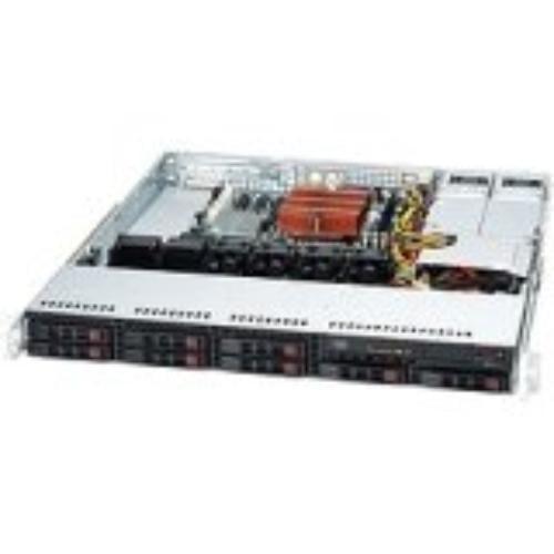 Super Micro SuperChassis CSE-113MTQ-R400CB 400W 1U Rackmo...