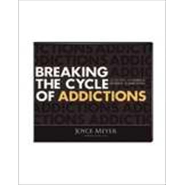 Joyce Meyer Ministries 90829X Disc Breaking The Cycle Of Addiction 2 Cd by Joyce Meyer Ministries