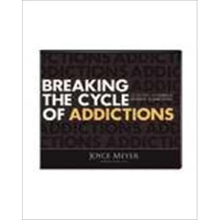- Joyce Meyer Ministries 90829X Disc Breaking The Cycle Of Addiction 2 Cd