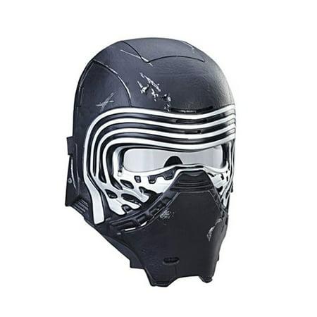 Star Wars: The Last Jedi Kylo Ren Electronic Voice Changer Mask](Jedi Coat)