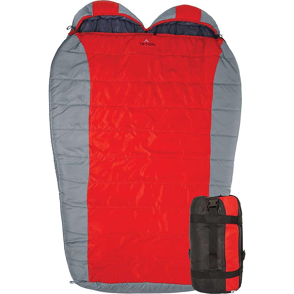 TETON Sports Tracker +5F Mummy Bag