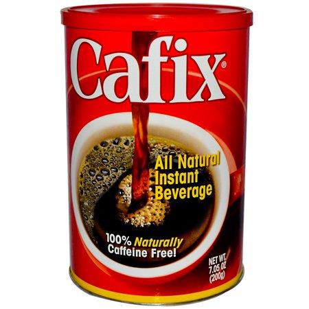 Cafix, All Natural Instant Beverage, Caffeine Free, 7.05 oz (pack of 1)