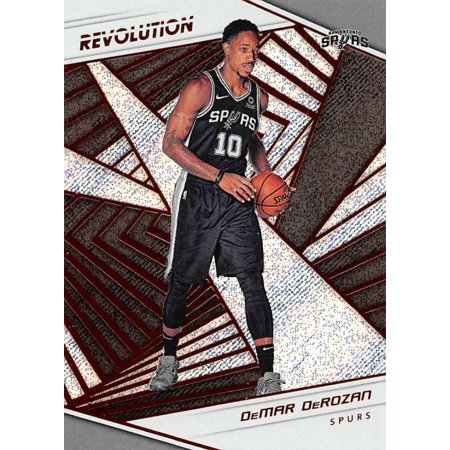 2018-19 Panini Revolution #57 DeMar DeRozan San Antonio Spurs Basketball Card](Adult Arcade San Antonio)