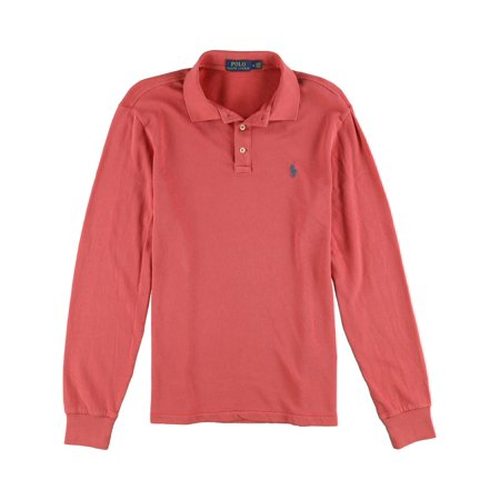 Ralph Lauren Mens Spa Terry Rugby Polo Shirt