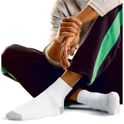 Hanes - Men's Ankle Socks, 10 Pairs