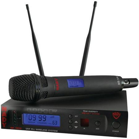 - NADY 1W-1KU HT 1000-Channel Wireless Handheld Microphone System