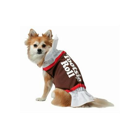 Dog Tootsie Roll Costume Rasta Imposta 4003 - Sushi Roll Dog Costume