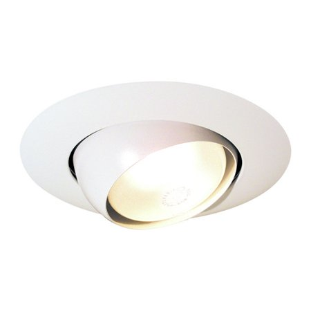 Elk Lighting White Recess Fixture Trim TR18W