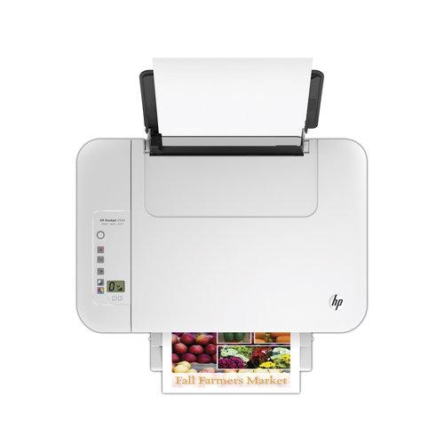 HP Deskjet 2542 Wireless All-in-One Printer with Bonus Ink Cartridge & 500  Sheets Office paper - Walmart com