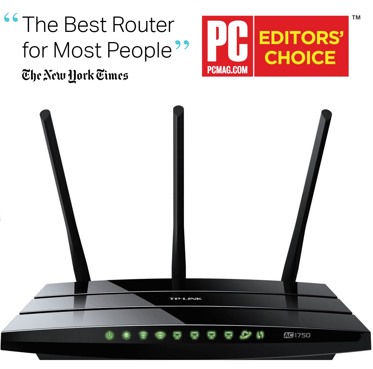 ac1750. tp-link archer c7 ac1750 wireless dual band gigabit router image 2 of 6 ac1750 7