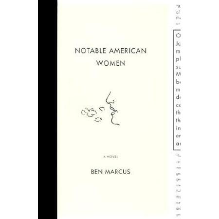 Notable American Women : A Novel
