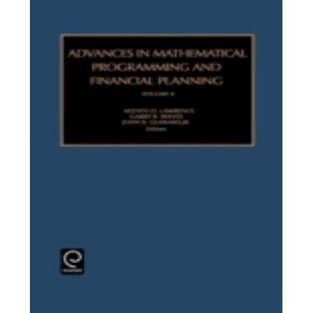 Advances In Mathematical Programming And Financial Planning