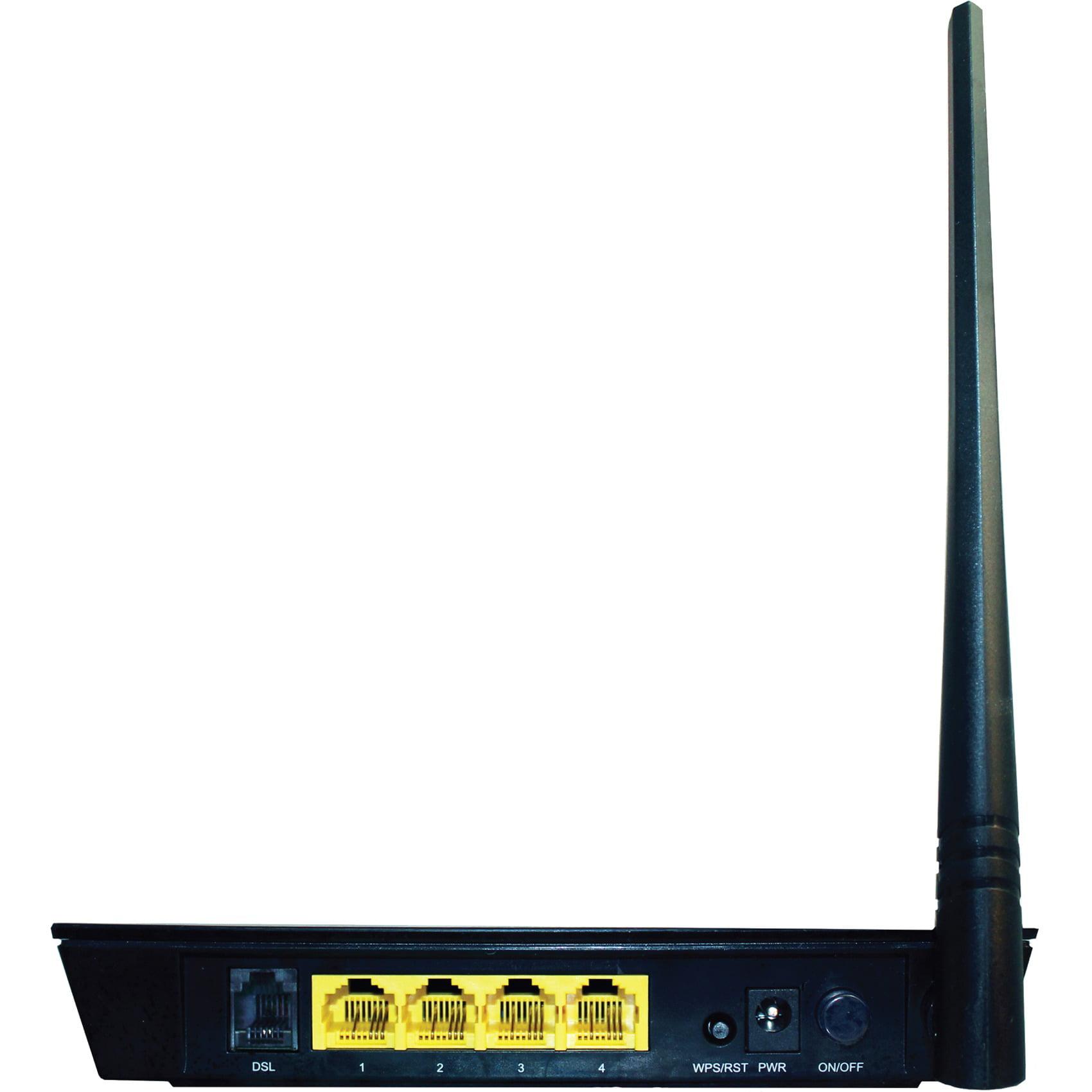 ADSL DSL Modem WiFi Router
