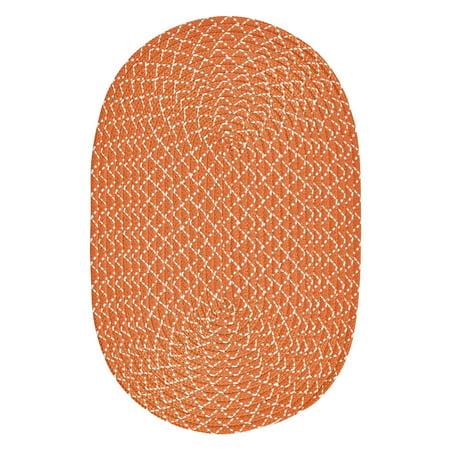 Sunsplash 2'X5' Braided Rug -