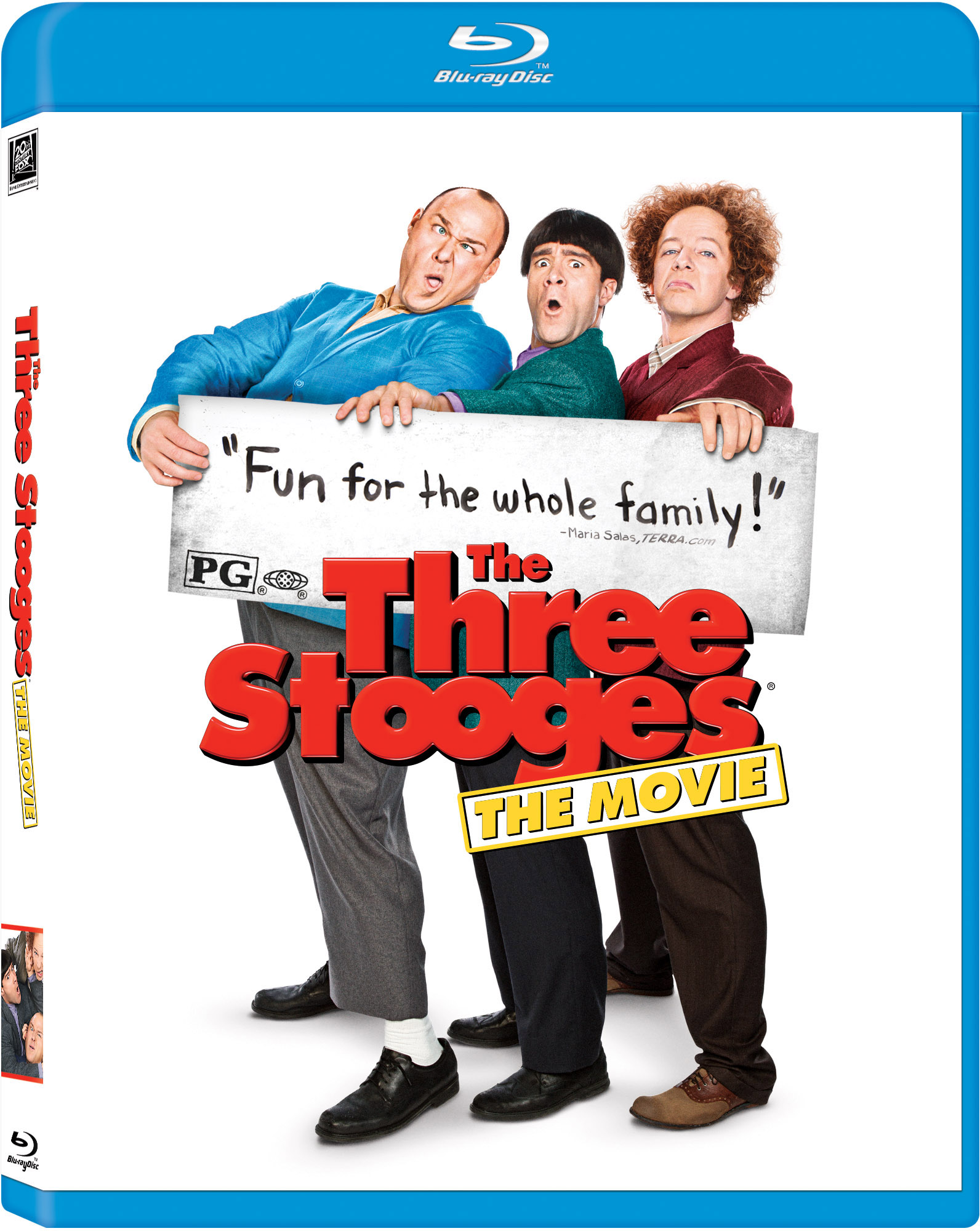 The Three Stooges (Blu-ray) by NEWS CORPORATION