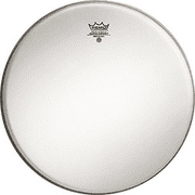 Remo 12 Smooth White Coated