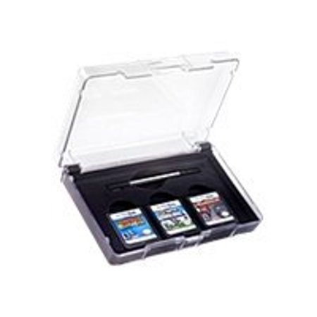 portable gaming console case. Black Bedroom Furniture Sets. Home Design Ideas