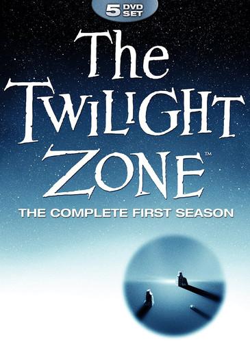 The Twilight Zone: Season 1 (DVD) by Paramount
