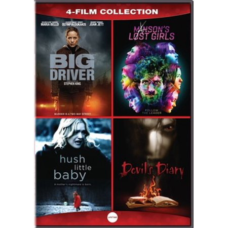 Lifetime Scary Movie Collection (DVD)](Scary Movies To Rent For Halloween)
