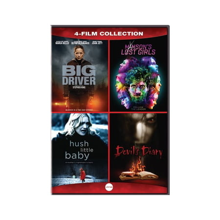 Lifetime Scary Movie Collection (DVD)