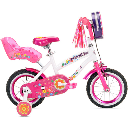 "12"" Kent Girls' My Sweet Love Bike"
