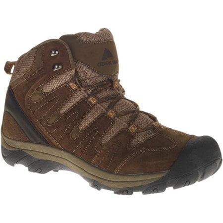 59c629584ed Ozark Trail Men's Bump Toe Hiking Boot – Walmart Inventory Checker ...