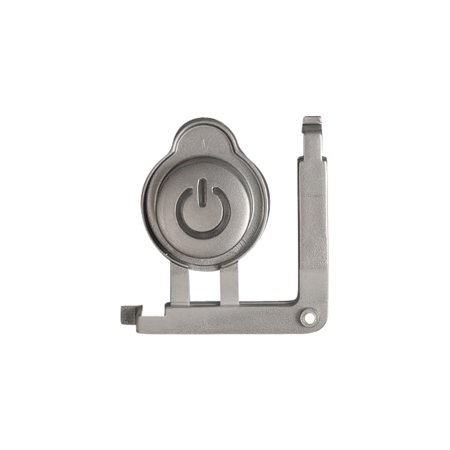 WH01X10239 GE Washer Power Button (Washer Push Button)