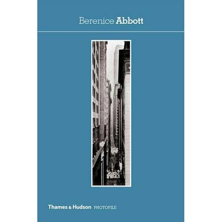 Berenice Abbott by