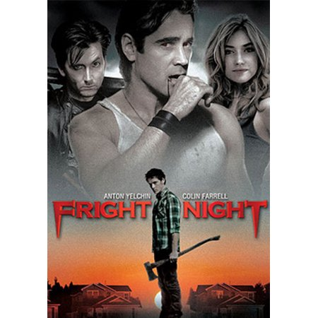 Halloween Fright Night Poem (Fright Night (DVD))