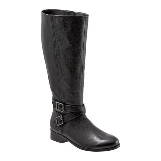 a64d190754d0 Women s Trotters Liberty Wide Calf Boot