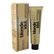 Redken Blonde Idol High Lift Conditioning Cream Base - 5-7Na/Natural Ash, 2.1 Oz