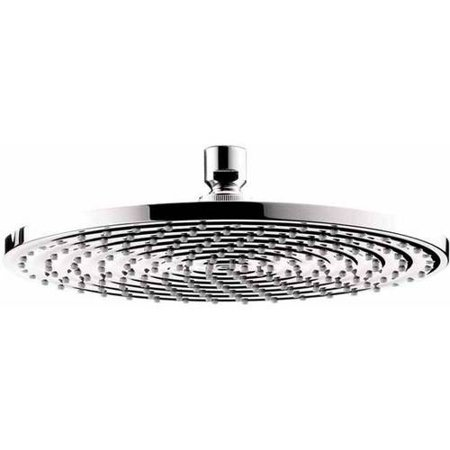 Hansgrohe Raindance E-150 Air - Hansgrohe 27474001 Raindance 10 in. Ceiling Mount Showerhead (Chrome)