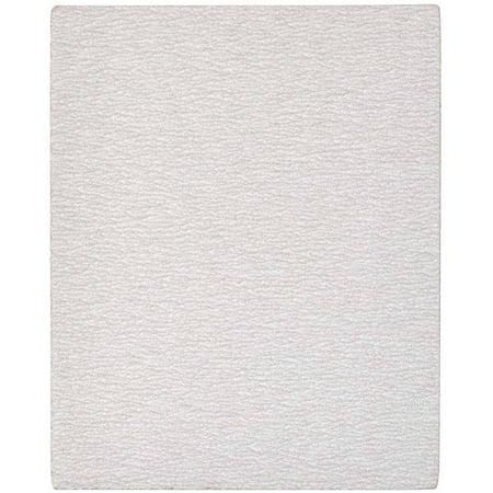 Grey Sand (ALEKO 10 Pieces 100 Grit Sandpaper Sheets, 4.5
