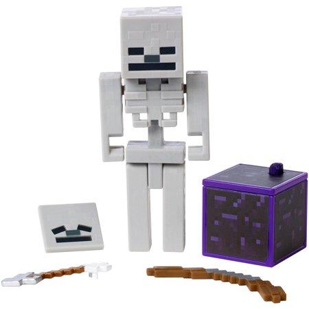 Skeleton Figure (Minecraft Comic Maker Skeleton Action)