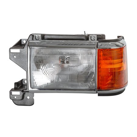 TYC 20-1609-00 Headlight Light Lamp Left Driver LH Side New Warranty