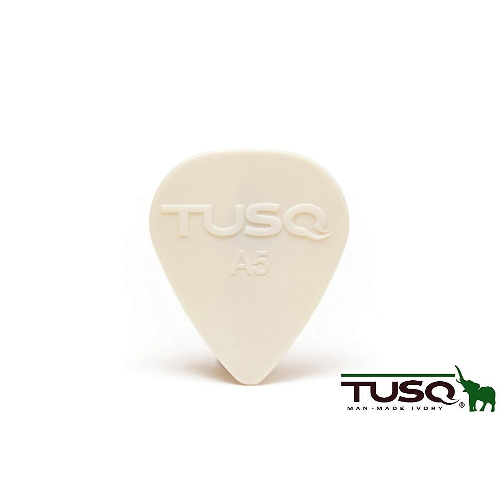 Graph Tech TUSQ A3 Picks White 1.00 mm, 6 Pack by Graph Tech
