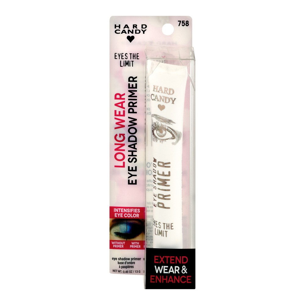 Hard Candy Eyes the Limit Long Wear, 0758 Eye Shadow Primer, 0.46 oz