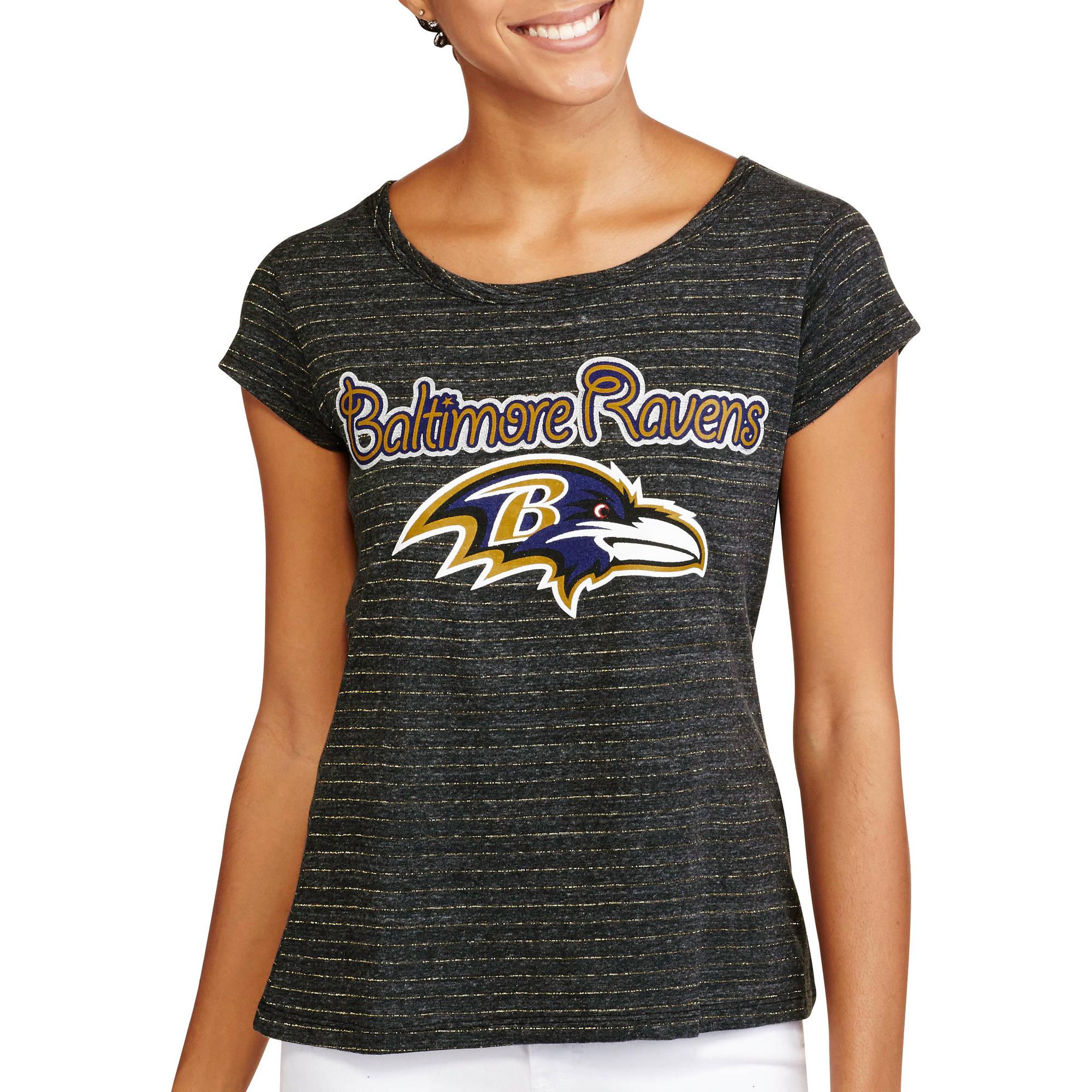 NFL Juniors Ravens Short Sleeve Tee