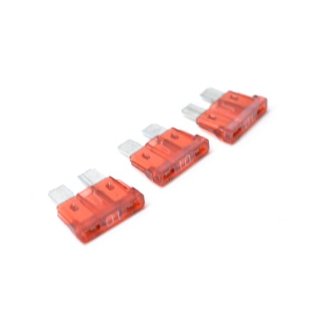 Aftermarket Stock (Aftermarket 1002152 10A Fuse QTY 3)