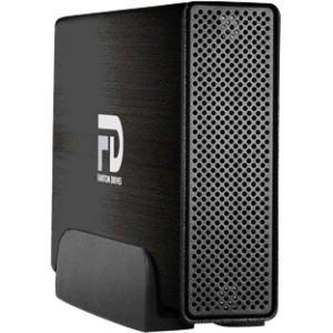 "Fantom Drives G-Force3 Pro 3 TB 3.5"" External Hard Drive - USB 3.0 - 7200 - 32 MB Buffer"