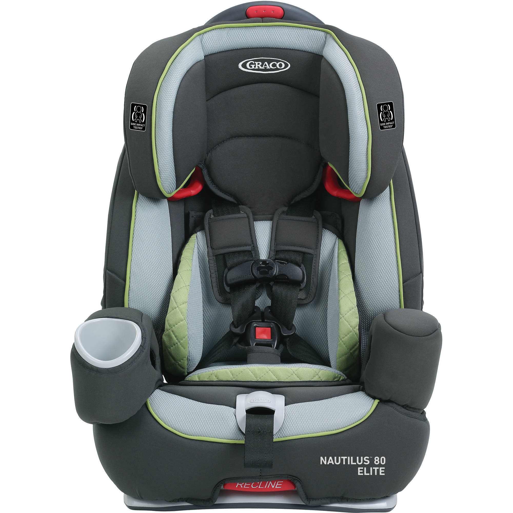Graco nautilus 3 in 1 multi use car seat - Graco Nautilus 80 Elite 3 In 1 Harness Booster Car Seat Choose Your Color Walmart Com