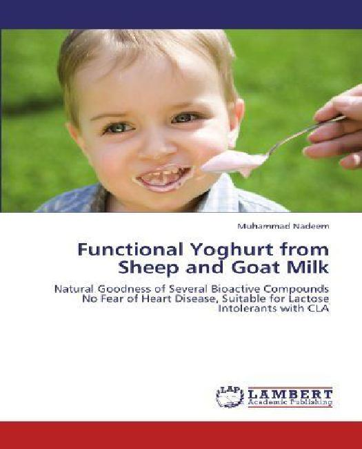 Functional Yoghurt from Sheep and Goat Milk by
