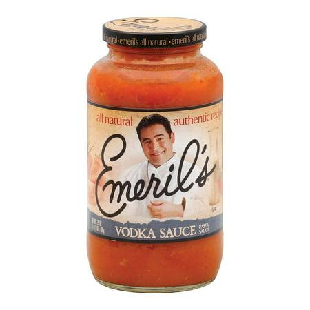 Emeril Vodka Sauce - Pack of 6 - 25 Oz.