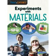 Read and Experiment: Experiments with Materials (Paperback)