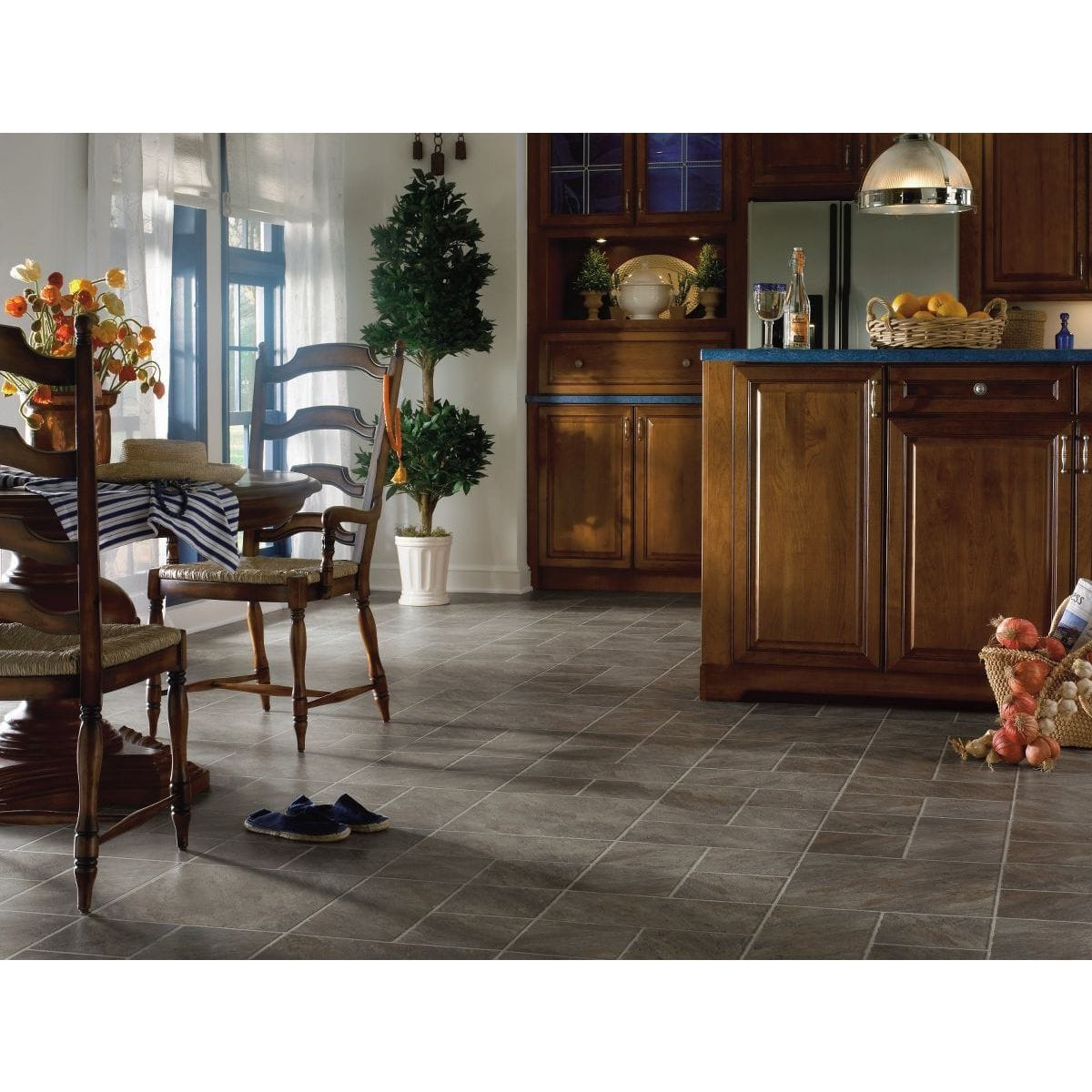 Armstrong  Carmona Stone Laminate 21.15-square-foot Floor...