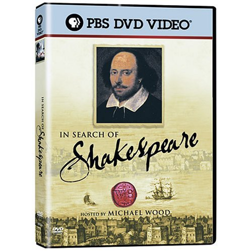 Michael Wood: In Search Of Shakespeare (DVD) by PARAMOUNT HOME ENTERTAINMENT