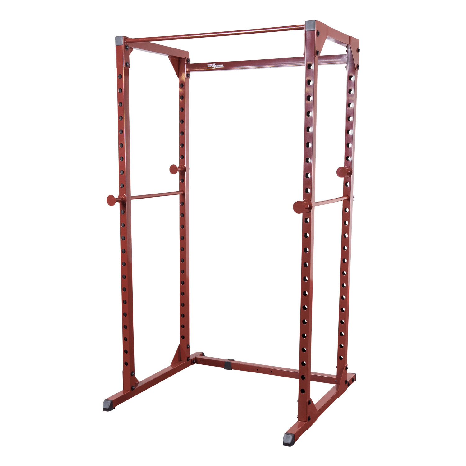 Body Solid Heavy-Duty Home Gym Workout Station Weight Lifting Fitness Power Rack